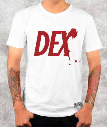 "T-shirt homme ""Dexter by T73"""