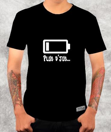 """T-shirt homme """"Plus..."""