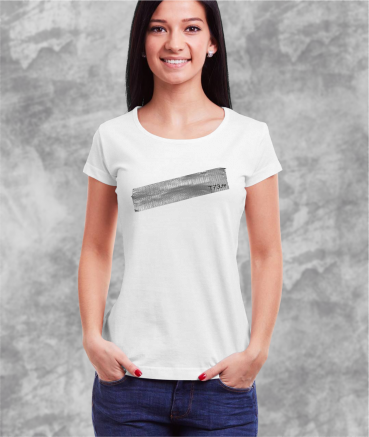 "T-shirt femme ""Ell*sse by T73"""