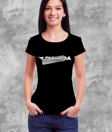 """T-shirt femme """"Di*dora by T73"""""""