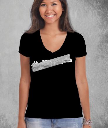 """T-shirt femme """"K*ppa by T73"""""""