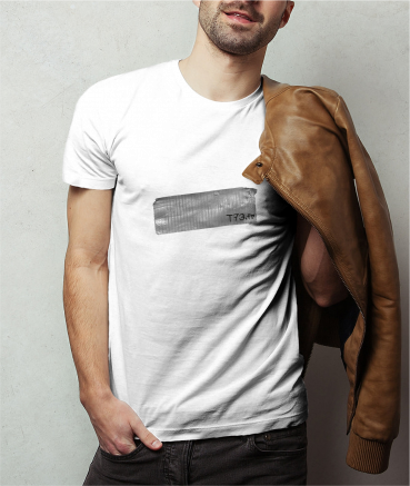 "T-shirt homme ""N*w Y*rk by..."