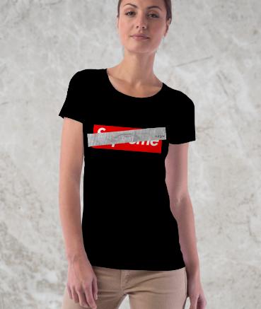 """T-shirt femme """"S*pr*me by T73"""""""
