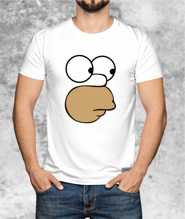 """T-shirt homme """"Homer by T73"""""""