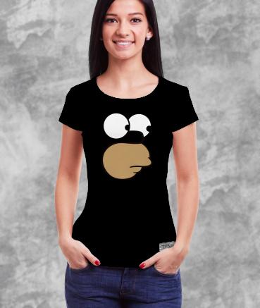 """T-shirt femme """"Homer by T73"""""""