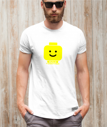 """T-shirt homme """"Lego by T73"""""""