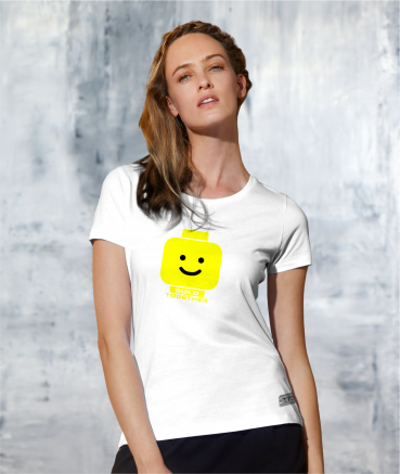 "T-shirt femme ""Lego by T73"""
