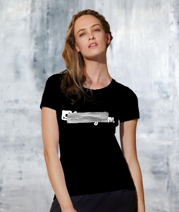 "T-shirt femme ""Inst*gr*m by..."