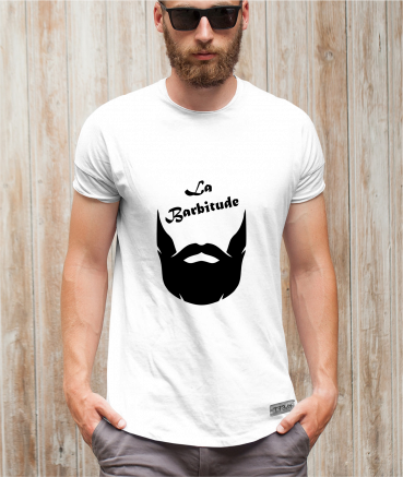 "T-shirt homme ""Barbitude by..."