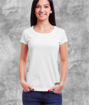 """T-shirt femme """"Ça mousse by..."""