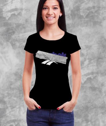 """T-shirt femme """"R**bok by T73"""""""