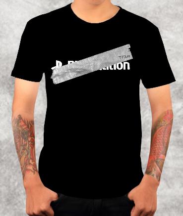 "T-shirt homme ""Playstat**n..."