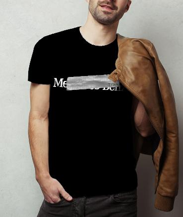 """T-shirt homme """"M*rcedes..."""