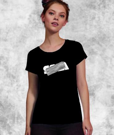 """T-shirt femme """"S*ga by T73"""""""
