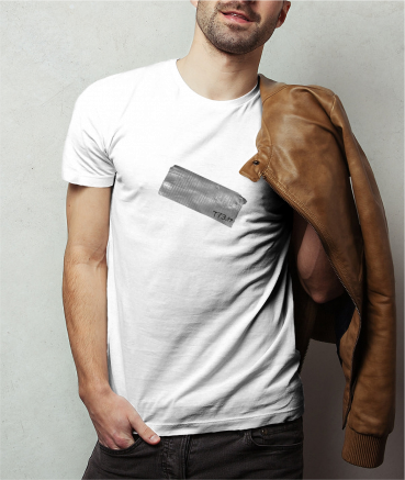 """T-shirt homme """"Tw*tter by T73"""""""
