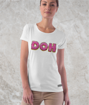 "T-shirt femme ""Donuts by T73"""