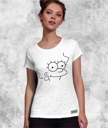"""T-shirt femme """"Lisa by T73"""""""