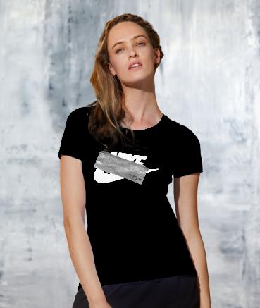 """T-shirt femme """"N*ke by T73"""""""