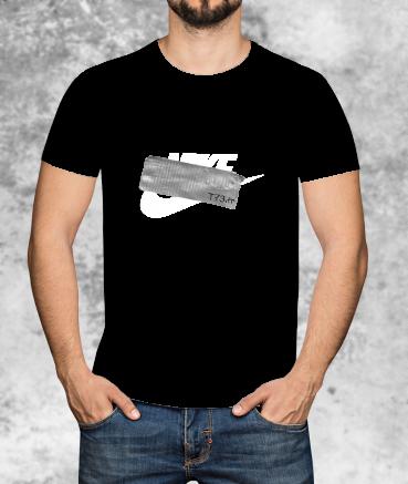 "T-shirt homme ""N*ke by T73"""