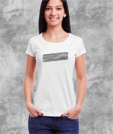 "T-shirt femme ""*sics by T73"""