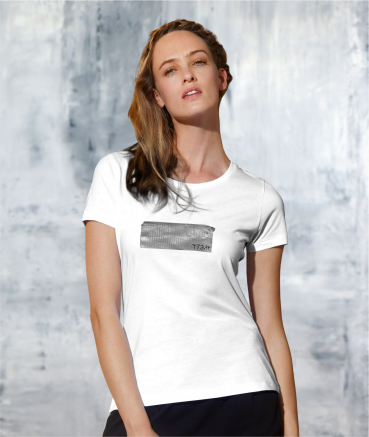 "T-shirt femme ""F*fa by T73"""