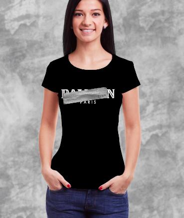 """T-shirt femme """"B*lmain by T73"""""""