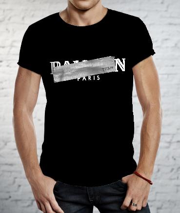 "T-shirt homme ""B*lmain by T73"""