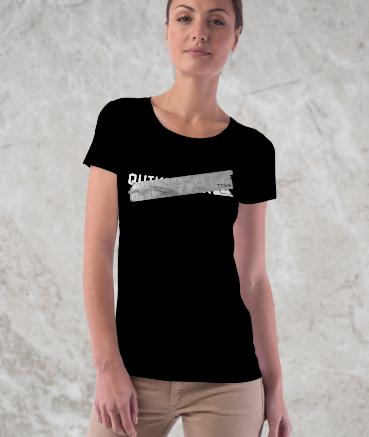 """T-shirt femme """"Qu*cksilver..."""