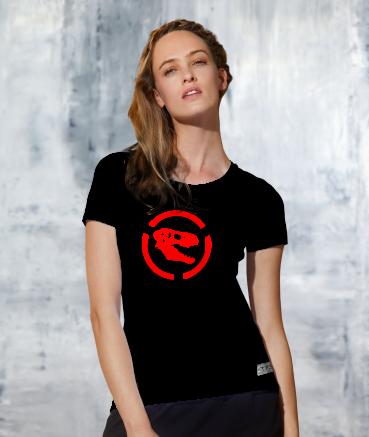 """T-shirt femme """"Jurassic..."""