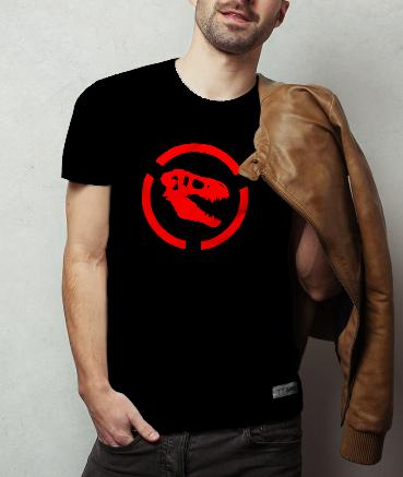 "T-shirt homme ""Jurassic..."